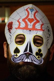 Le roi masqué